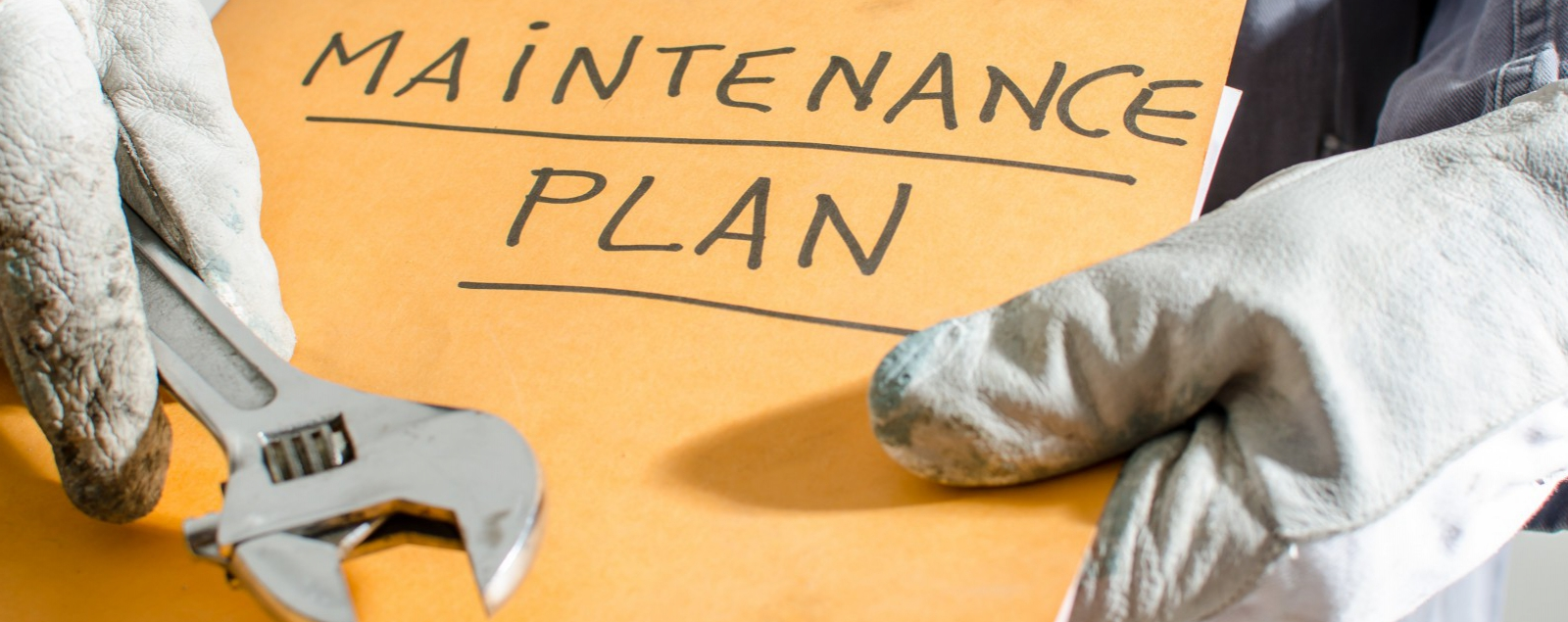 preventative maintenance planning keeps your equipment in optimal condition