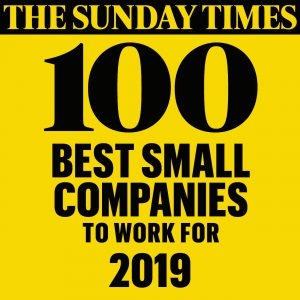 2019 Best Small Companies
