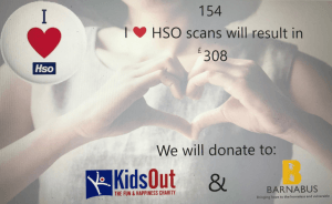 I Love Hso Charity Totals
