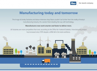 Manufacturing Today And Tomorrow Info Cover
