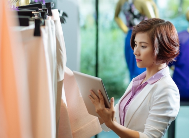 Busy Boutique Owner