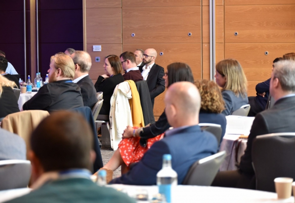 audience at HSO Customer Day 2019