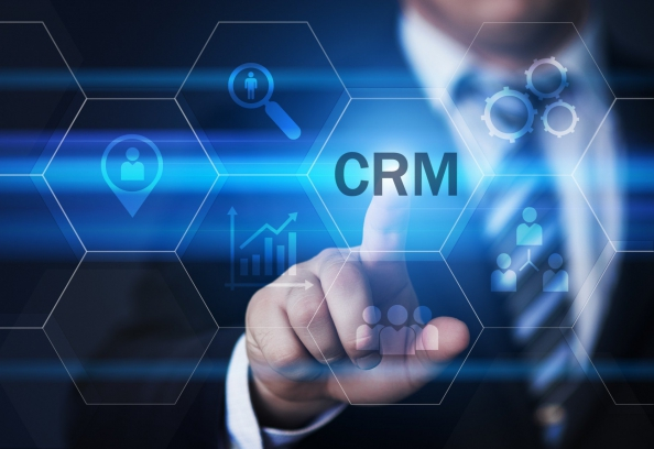 CRM-project