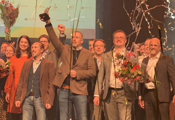 HSO wint Foodvalley Software company of the year Award