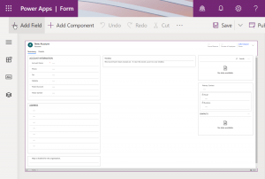Form Looking Like Canvas App