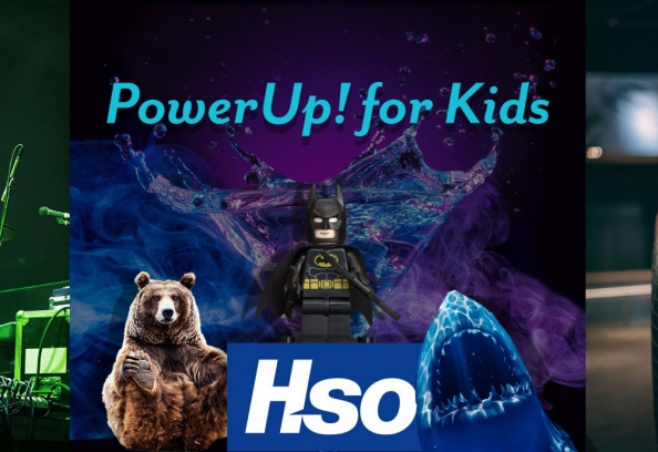 HSO PowerUp for Kids